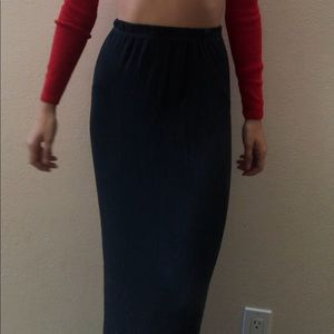 Brandy Melville maxi skirt ✨✨